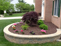 Landscaping Installation