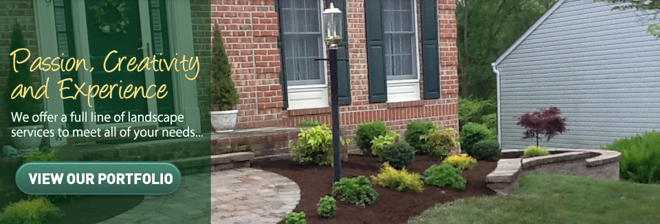 Landscaping Forest Hill Md : Lakeside landscaping maryland company